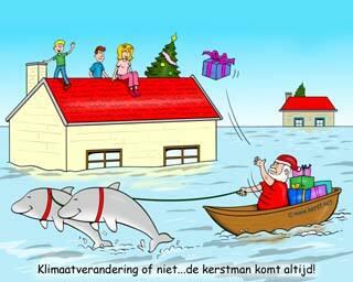 download grote Kerstmis klimaatverandering desktop achtergrond (520 KB) - 1024 x 768 pixels