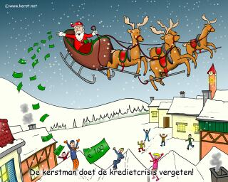 download grote Kerstmis crisis desktop achtergrond (609 KB) - 1024 x 768 pixels